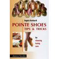 Pointe shoes, tips and tricks.
